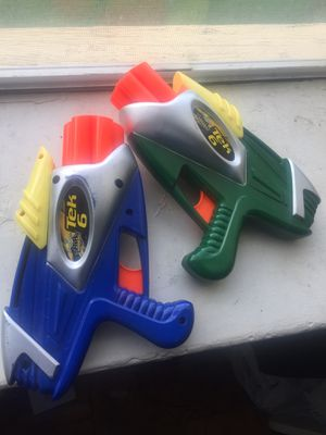 NERF GUN DUAL NEED GONE for Sale in Washington, MD