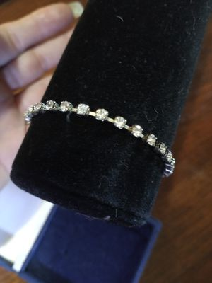 Vintage tennis bracelet for Sale in Akron, OH