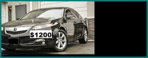 ֆ12OO Acura TL for Sale in Norwalk, CA