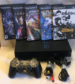 PS2 for Sale in ANAHEIM, CA