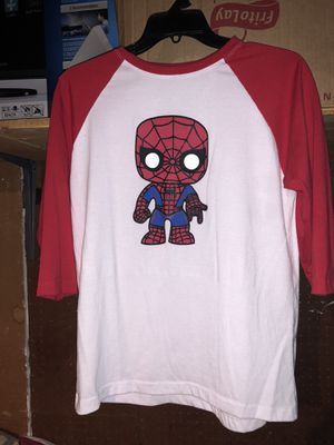 Spider-Man Baseball Tee for Sale in South San Francisco, CA