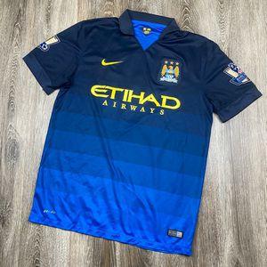 FC MANCHESTER CITY Soccer jersey Edin Dzeko #10 for Sale in Sagle, ID