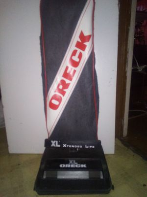 Oreck xl lightweight vacuum cleaner for Sale in Montgomery, AL