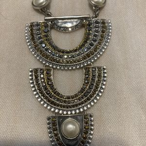 Lucky Brand Marcasite Necklace With Semi-precious Accents for Sale in Chicago, IL