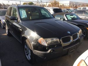 2005 BMW X3 for Sale in Ontario, CA
