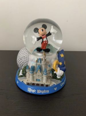 Disneyparks Globe with Sound for Sale in Middle River, MD