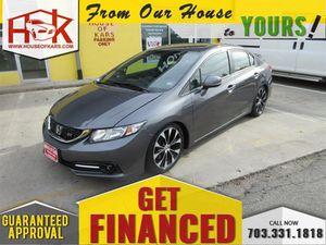 2013 Honda Civic Sdn for Sale in Manassas, VA