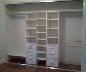 Custom closet organizers, shelves. for Sale in Woodland Park, NJ