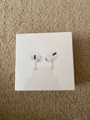 BRAND NEW - AirPods Pro w/ Wireless Charging (Sealed) for Sale in Bedford Heights, OH