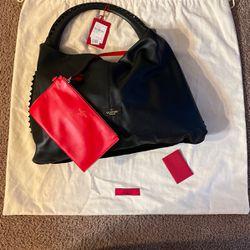 Leather/Suede Valentino Garavani Bag And Clutch/Wallet for Sale in Atlanta,  GA