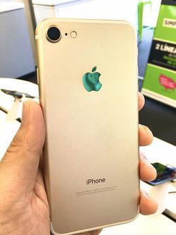 iPhone 7 32GB for Verizon/Total Wireless/Simple Mobile/AT&T/Cricket/Sprint/Boost/T-Mobile/Metro/Mexico/International use for Sale in Oak Grove,  OR
