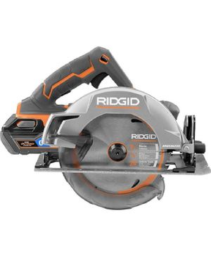 ridgid gen 5x 18v circular saw for Sale in Port Orange, FL