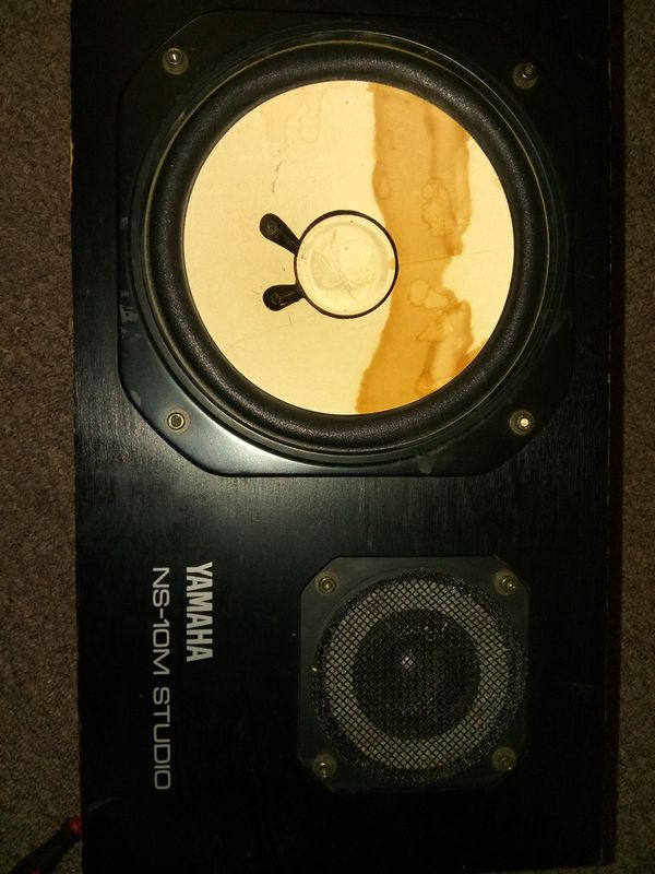 Yamaha NS-10M studio speaker