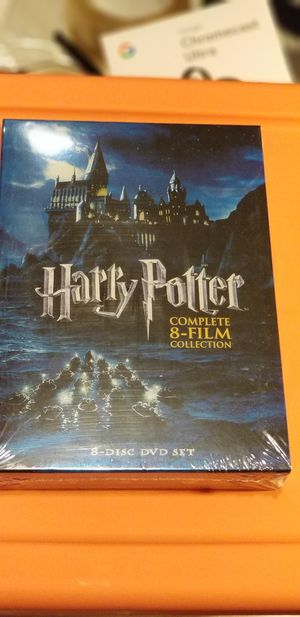 Harry POTTER movies DVD all 8 films for Sale in Adelphi, MD