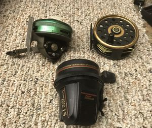 Fishing Reels lot of 3 Johnson for Sale in Simi Valley, CA