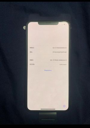 iPhone XS Max for Sale in Issaquah, WA