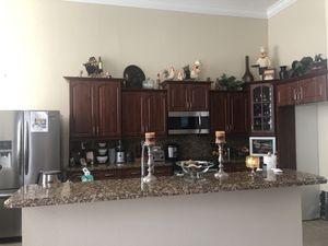 Kitchen cabinets and granite for sale for Sale in Miami, FL
