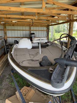 2006 nitro 482 ready to fish for Sale in Blackshear,  GA