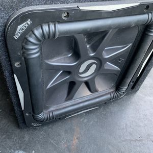 Subwoofer Box for Sale in Berkeley, CA
