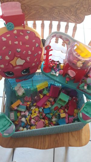 Shopkins bundle for Sale in Stockton, CA