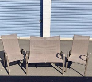 Comfortable heavy duty Patio set for Sale in Lake Elsinore, CA
