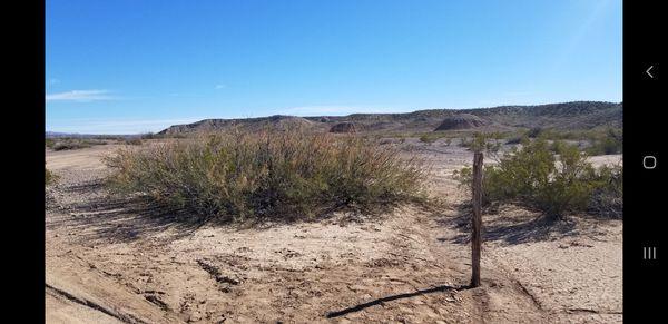 Acres in Presidio County, Texas