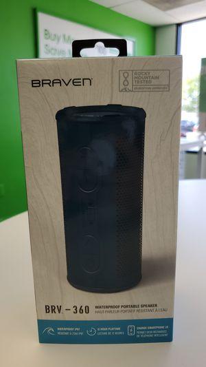 Braven portable bluetooth speaker for Sale in Kensington, MD