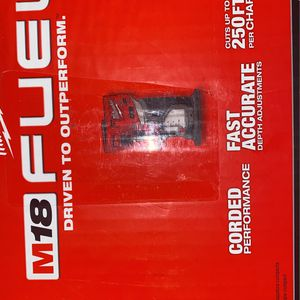 Milwaukee M18 Fuel Compact Router for Sale in Seattle, WA