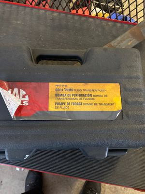 Mac drill fluid transfer pump for Sale in Kapolei, HI