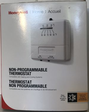 🙋♀️ Honeywell Non-Programmable Thermostat for Sale in Hollywood, FL