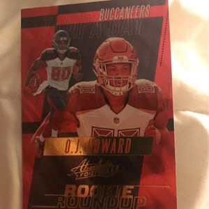 O.J Howard : Rookie Roundup Card for Sale in Harrisburg, PA
