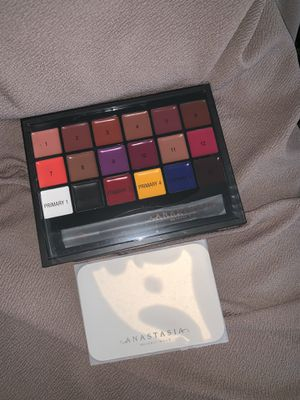 Anastasia Beverly Hills Lip Palette - Vol. 1 for Sale in Falls Church, VA