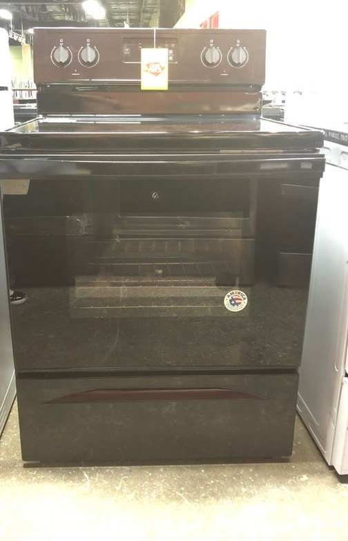 Whirlpool Electric Stove (Model:WFE320M0EB) 5