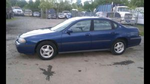2003 Chevy Impala 180k miles clean runs and Drives!!! for Sale in Temple Hills, MD