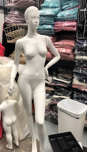Full female mannequin with stand for Sale in Indianapolis, IN
