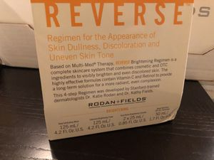Brand new REVERSE regimen from Rodan+Fields for Sale in Pembroke Pines, FL