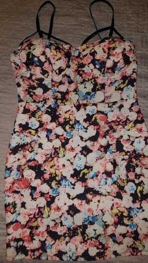 Material Girl Flower Dress for Sale in Downey, CA