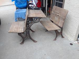 Antique school desks for Sale in Marietta, GA