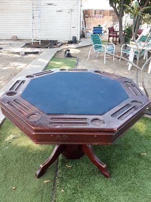 Poker Table 3 in 1 for Sale in Covina, CA