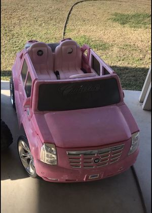 Barbie Cadillac $45 for Sale in Fresno, CA