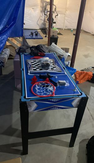 All in one game table by tramps Brand New for Sale in Oswego, IL