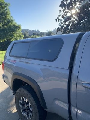 2019 Snug Top camper shell for 3rd gen long bed Tacoma for Sale in Fallbrook, CA