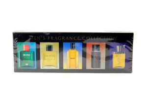 NEW Men's Fragrance Collection 5 Perfume Set Hugo Boss Otto Kern for Sale in Bellevue, WA