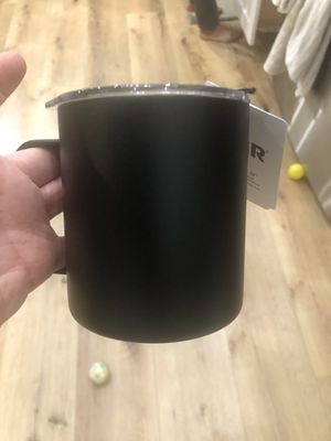 MiiR 12oz double wall vacuum insulation Camp Cup -Black- brand new! for Sale in Castro Valley, CA