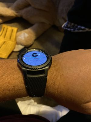 Samsung gear S3 Frontier for Sale in Buffalo, NY