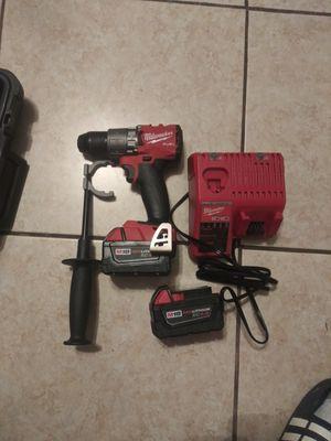 Milwaukee FUEL gen3 hammer drill driver for Sale in Pensacola, FL