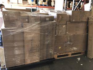 Amazon Home Decor Return Pallets for Sale in Etiwanda, CA