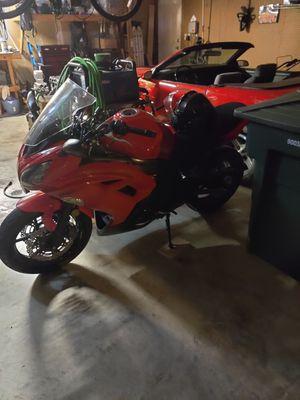 2012 Kawasaki ninja 650 for Sale in O'Fallon, MO