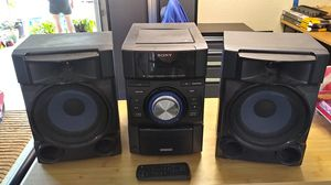 Sony stereo system for Sale in Valrico, FL