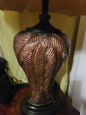 Antique lamp style new for Sale in Boca Raton, FL